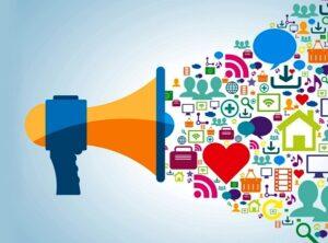 تاثیر رسانه های اجتماعی درسئو