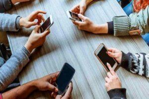 الگوریتم اولویت با موبایل