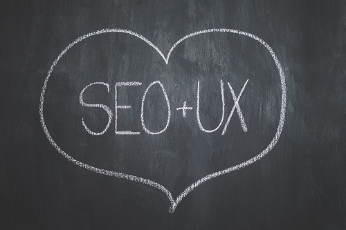طراحی UX و سئو