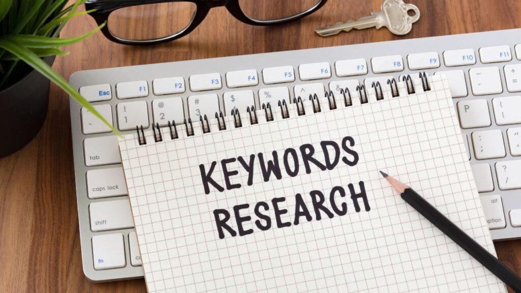 اهمیت تحقیق کلمات کلیدی